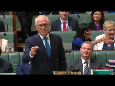 Malcolm Turnbull supports cuts to penalty rates