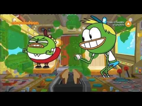 Breadwinners Season 2 Promo [Nickelodeon Greece]