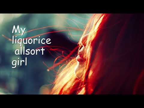 My Liquorice Allsort Girl - Head Cleaner _ Modern Life is Rubbish