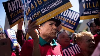 Could Latinos in California Help Flip House Seats? | NYT News