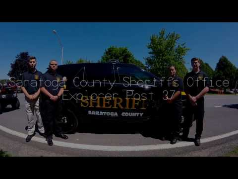 Saratoga County Sheriff's Office - Explorer Post 37 - Join Today!