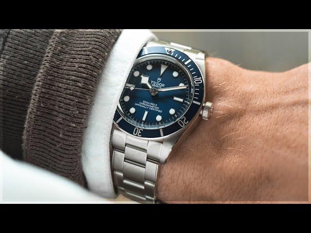 Is The Tudor Black Bay 58 Blue Just Hype? | Black Bay 58 M79030B-0001