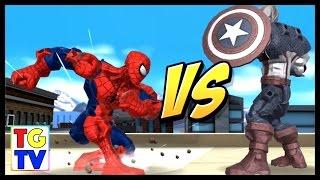 Marvel Super Hero Mashers Spiderman | Mix + Mash