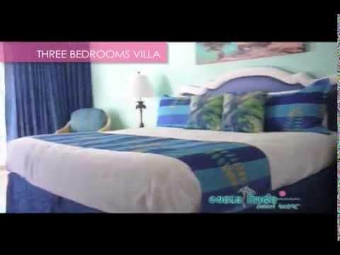 3 Bedroom Villa At Costa Linda Beach Resort Youtube