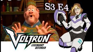 BIG SUMMER BLOWOUT!!!-  S3 Ep4 Reaction - Voltron: Legendary Defender- Reaction Zamber