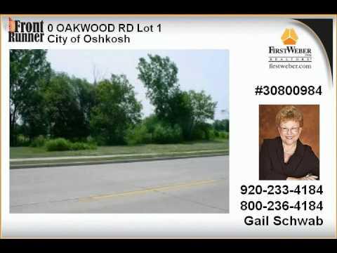 City of Oshkosh WI Real Estate for Sale