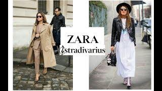 Шоппинг влог #ZARA,Stradivarius/ОСЕНЬ 2019.Подробный обзор!