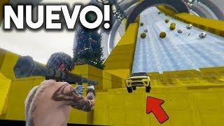 MINIJUEGO! CUIDADO CON LOS COCHES!! - GTA V ONLINE - GTA 5 ONLINE
