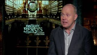 David Yates Talks About Fantastic Beasts And Where To Find Them With Alex Medela