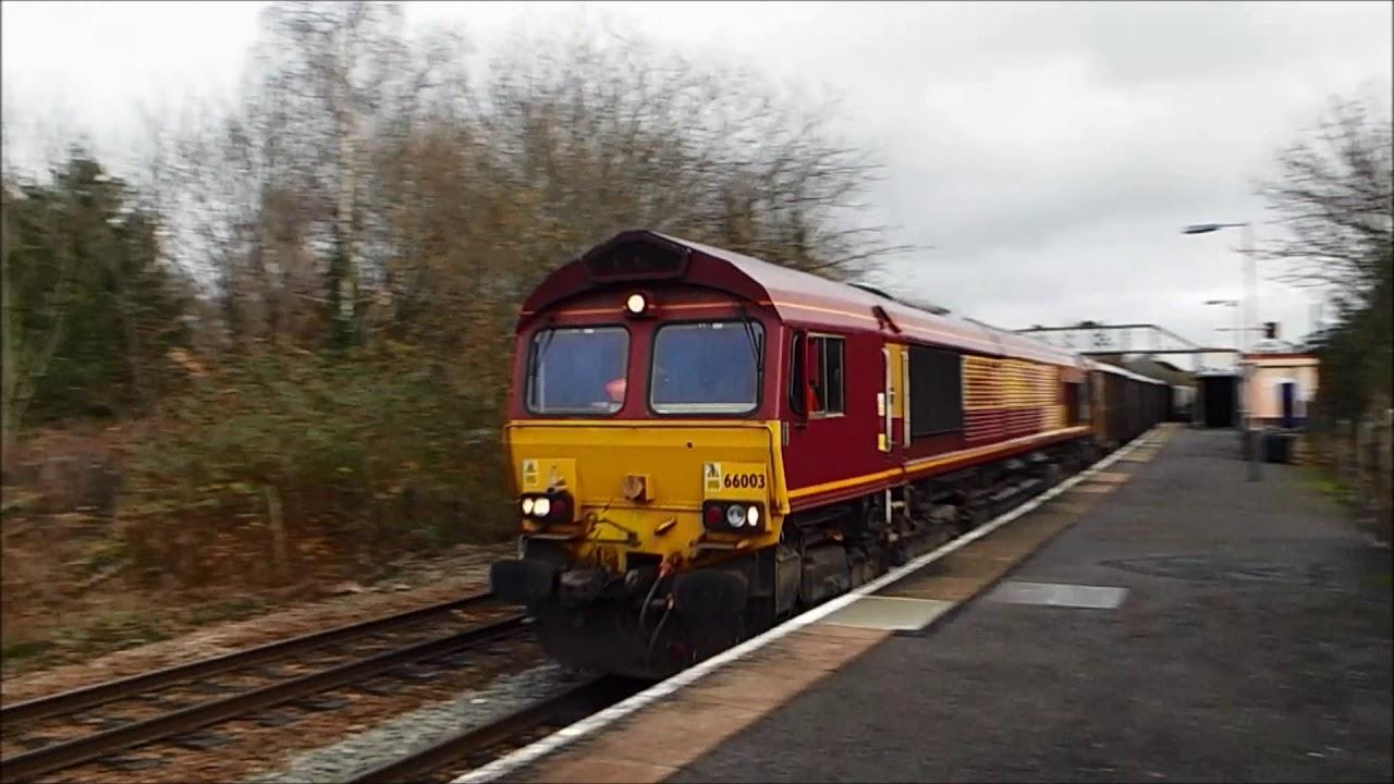 Warminster Freight Train  YouTube