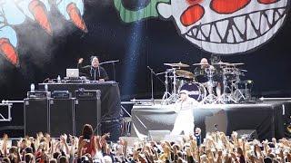 Limp Bizkit, Хабаровск, «Money Sucks» Russian Tour