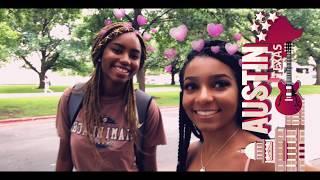 UT Austin- Freshman Orientation Experience! #UT22