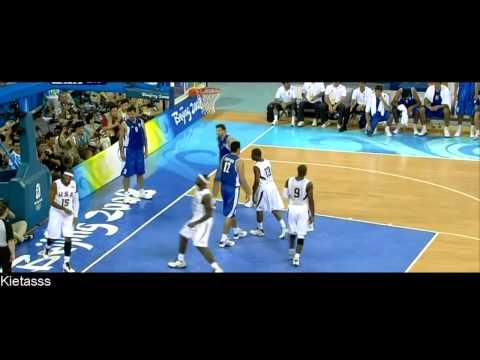 Team USA top plays 2008