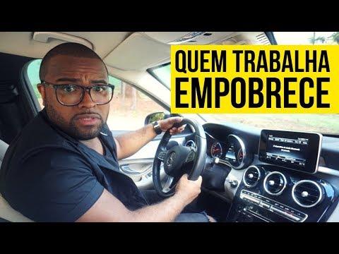 QUEM TRABALHA NÃO FICA RICO - DESCUBRA PORQUE || TIAGO FONSECA
