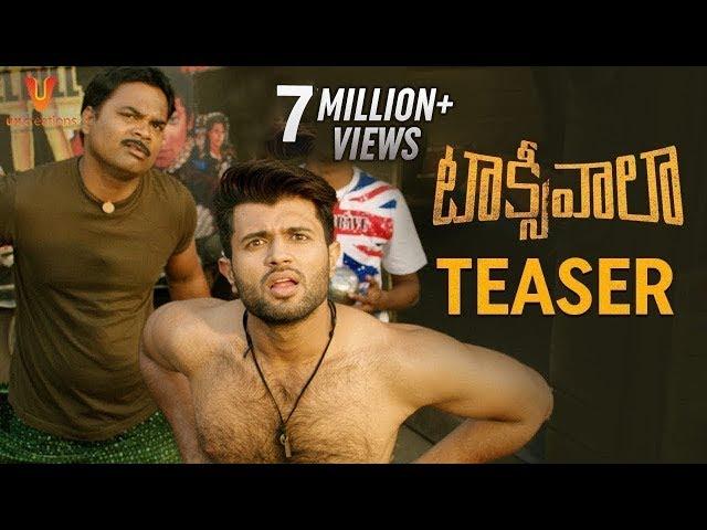Taxiwaala Movie Teaser   Vijay Deverakonda   Priyanka Jawalkar   Malavika Nair   #TaxiwaalaTeaser