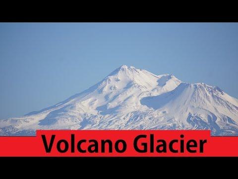 Mt Shasta Volcano Glacier Mount Shasta Video + Shastina Review
