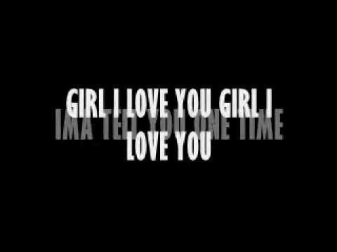 Justin Bieber - ONE TIME ACOUSTIC VERSION (Instrumental With Lyrics On Screen) *OFFICIAL*