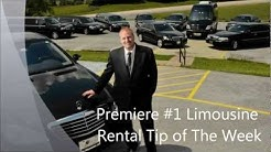 Limousine Renting Tip - Shuttle Your Guests