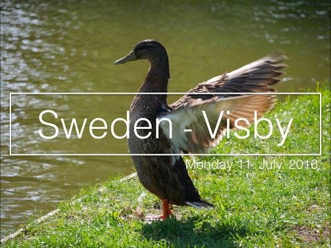 Day 3 - Visby / Gotland - Sweden