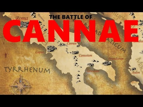 The Battle of Cannae (Hannibal vs Rome) History