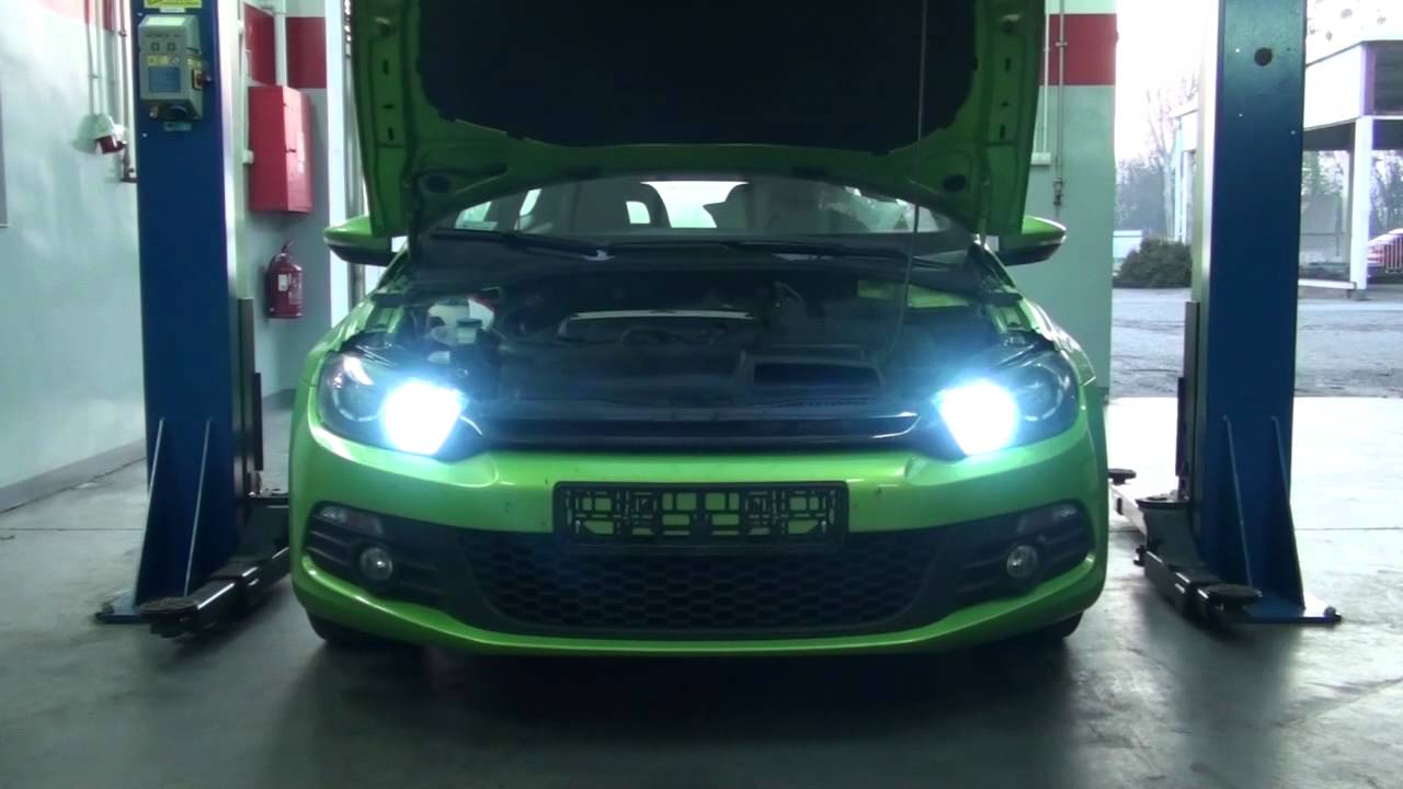 Vw Scirocco 2 0tsi Blow Off Forge By Pachura Motorsport