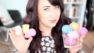The Beauty Blender vs 7 'Dupes'! | Gemsmaquillage Thumbnail