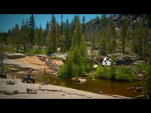 Riding the Rubicon Trail with Dustin Nelson