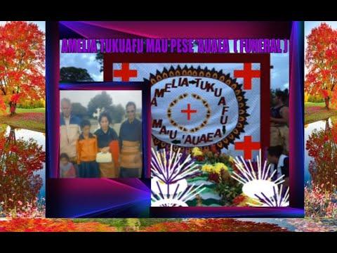 Amelia Tukuafu Mau 'A Funeral ( Died 24 Dec 2013 ) # Lapaha, Tonga