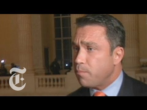 Rep. Michael Grimm Threatens NY1 Reporter: 'I'll Break You in Half' | The New York Times