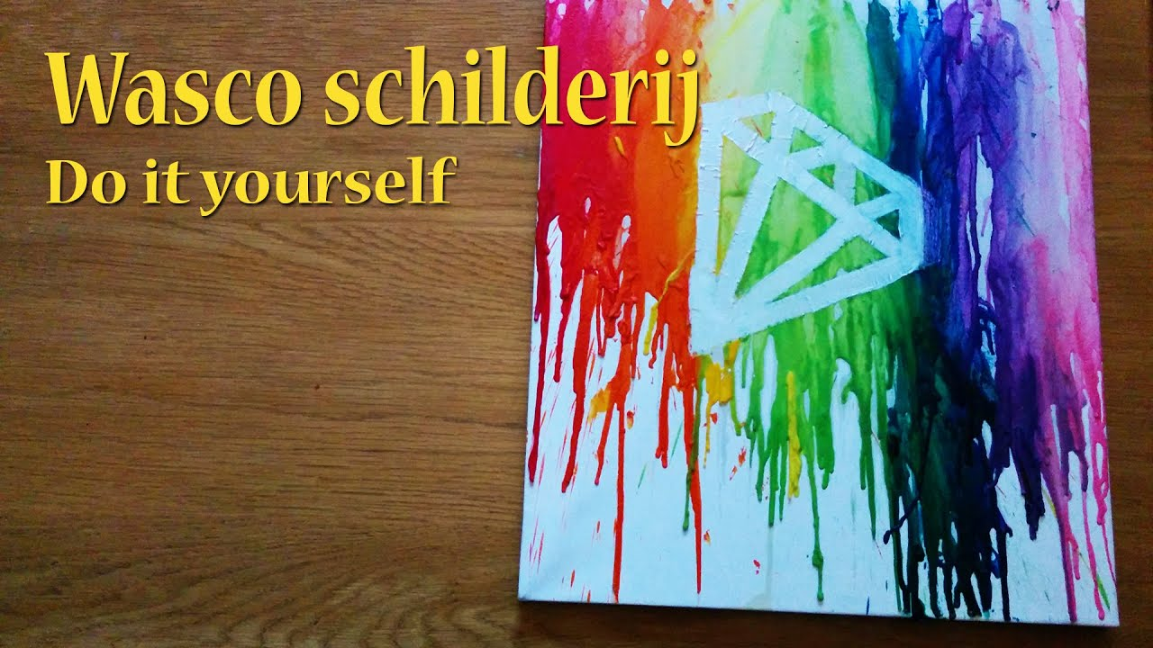Do it yourself wasco schilderij youtube for Wohnzimmertisch do it yourself
