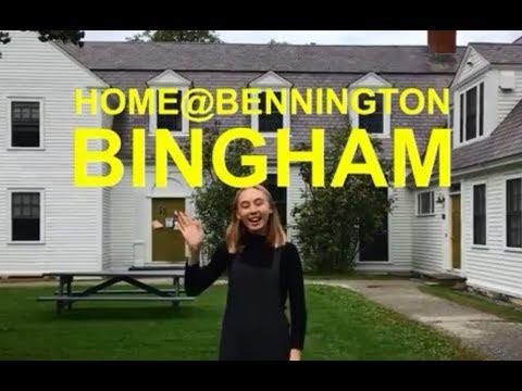 Bennington College House Tour: Never improvise in Bingham