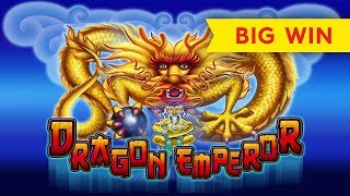 CRAZY HIT! Dragon Emperor Slot - BIG WIN BONUS!
