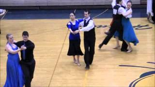 Bronze American Smooth at the 2012 Michigan Ballroom Dance Competition