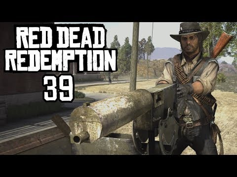 RED DEAD REDEMPTION ☠️• Beenden was begonnen wurde • LET'S PLAY RED DEAD [39]