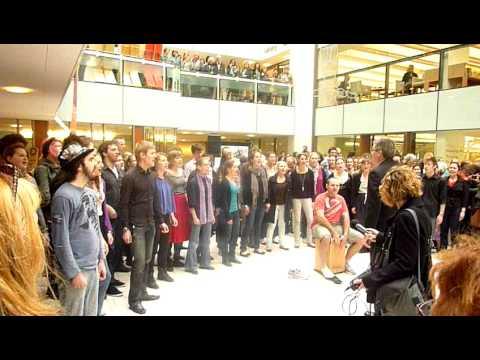 Resonance of Birralee- Africa Flash Mob
