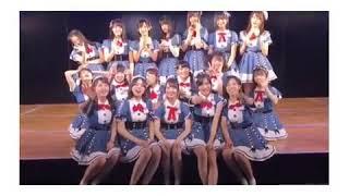 廣瀬なつき AKB48 昨日の劇場公演 で 同じ中四国エリア仲間の めいちゃ...