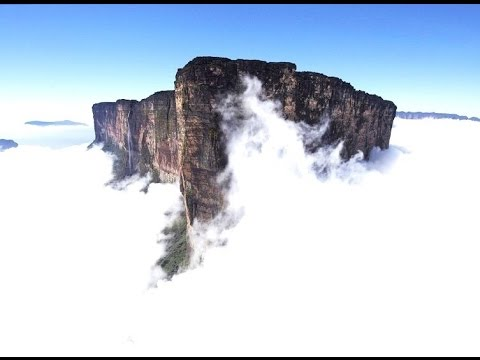 mount roraima and angel falls (travel diaries - venezuela)