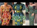 2019 Pictures of Simple Ankara Styles and Aso Ebi Styles