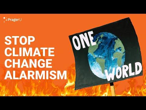 Preston Scott - Six Good Minutes on Climate Alarmism