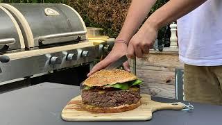 Burger XXL {…