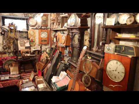 Titov muzej u garaži