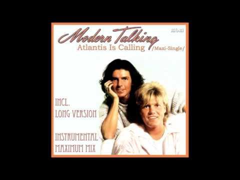 Modern Talking - Atlantis Is Calling Maxi-Single (re-cut by Manaev)