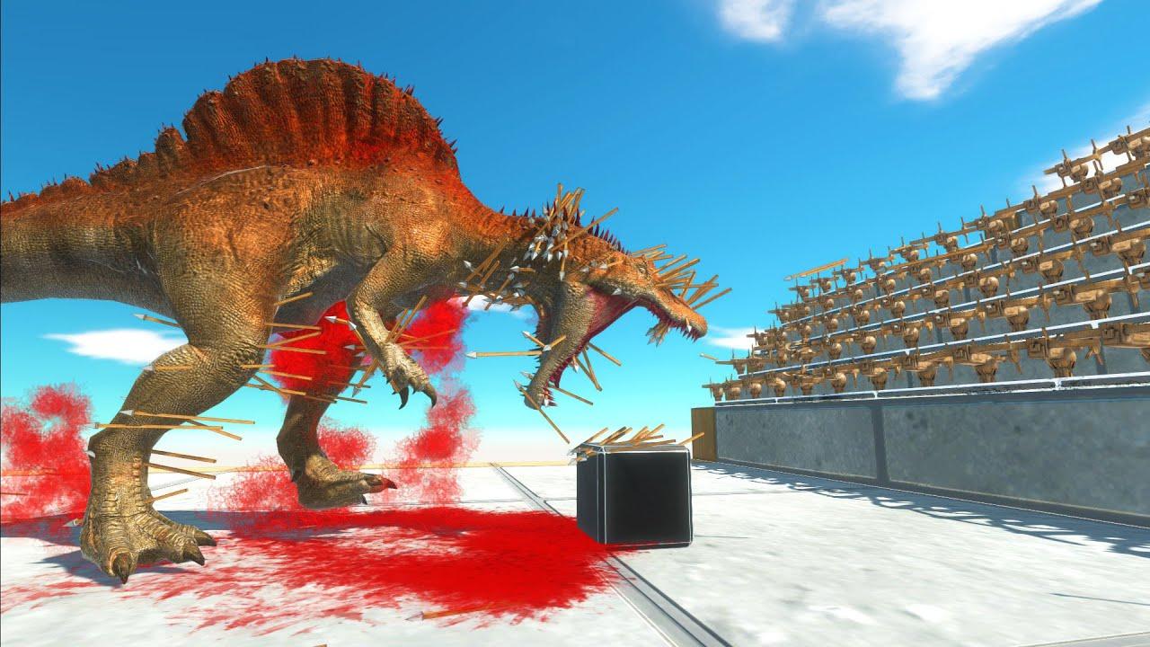 Turn Off 100 Ballista - Animal Revolt Battle Simulator