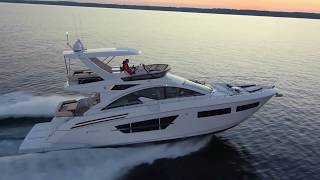 2017 Cruisers 60 Fly: Boat Review