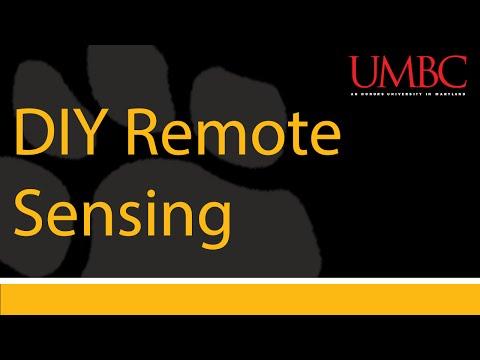 DIY Remote Sensing