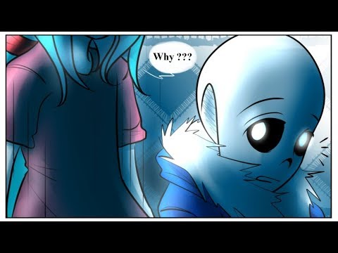 Why, Sans? The Rivers Warning Part 9【 Undertale Comic Dub 】