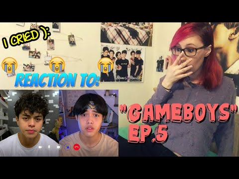 """Reaction: """"Gameboys"""" Ep.5 [BREAKING UP BEFORE EVEN DATING?!?!] from YouTube · Duration:  15 minutes 49 seconds"""
