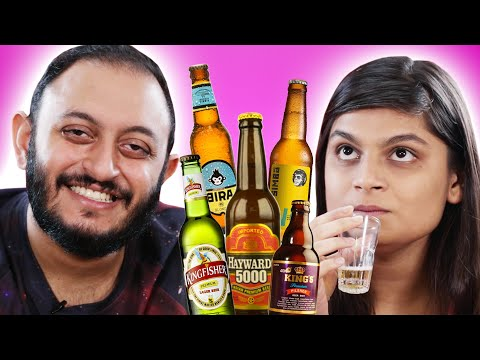 We Taste Test Indian Beers | BuzzFeed India