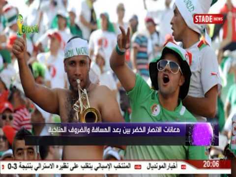 Info sport equipe national algerie