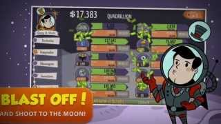 Adventure Capitalist Trailer - Moon Expansion